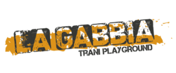 Logo Playground La Gabbia - Trani