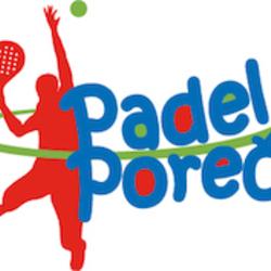 Logo PADEL POREC