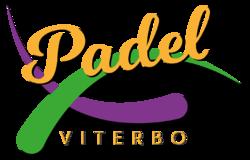 Logo Padel Viterbo