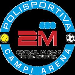Logo POLISPORTIVA 2M