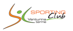 Logo SOC. COOP. SPORTING CLUB VENTURINA TERME S.D.